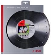 Алмазный диск Fubag SK-I 350x30-25,4мм