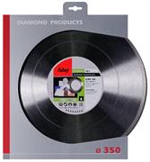 Алмазный диск Fubag FZ-I 350x30-25,4мм