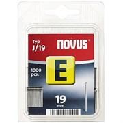 Гвозди для степлера Novus тип J E J/19 1000 шт