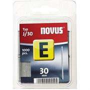 Гвозди для степлера Novus тип J E J/30 1000 шт