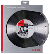 Алмазный диск Fubag AW-I 350x25,4мм