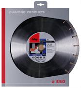 Алмазный диск Fubag BZ-I 350x30-25,4мм