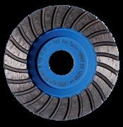 Алмазный шлифовальный круг Fubag DST Pro 100мм