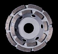 Алмазный шлифовальный круг Fubag DS2-P 100мм