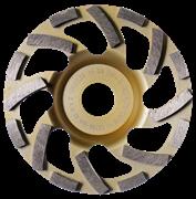 Алмазный шлифовальный круг Fubag DS 2 Extra 125мм