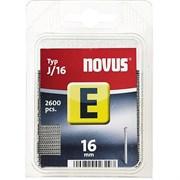 Гвозди для степлера Novus тип J E J/16 2600 шт