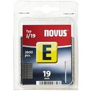 Гвозди для степлера Novus тип J E J/19 2600 шт