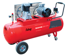 Ременной поршневой компрессор Fubag B5200B/200 СТ4