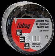 Шланг Fubag с фитингами рапид 6x11мм, 20м