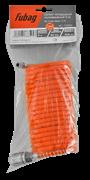 Полиамидный спиральный шланг Fubag с фитингами рапид 6x8мм, 5м
