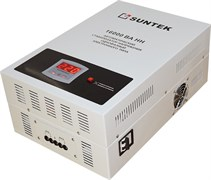 Релейный стабилизатор напряжения SUNTEK 16000ВА-НН