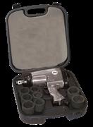 Ударный пневмогайковерт Fubag IWS680 с аксессуарами