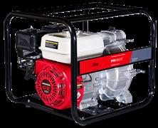 Мотопомпа Fubag PTH 600 ST для загрязненной воды