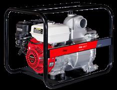Бензиновая мотопомпа Fubag PTH 1000T для сильнозагрязненной воды