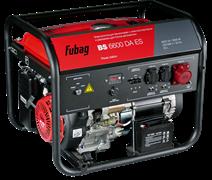 Бензиновая электростанция Fubag BS 6600 DA ES с электростартером и коннектором автоматики