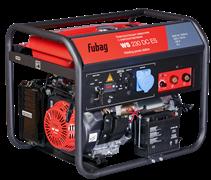 Бензиновая сварочная электростанция Fubag WS 230 DC ES