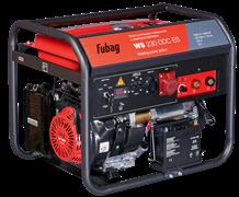 Бензиновая сварочная электростанция Fubag WS 230 DDC ES