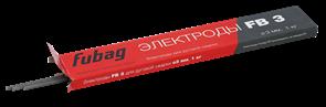 Сварочные электроды Fubag FB 3 D=3.0 мм, пачка 1 кг