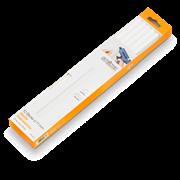 Белые клеевые стержни Steinel 11x250мм 250г, 10шт