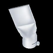 Плоская угловая насадка Steinel 74x3мм для HG5000E