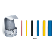 Рефлекторная насадка Steinel с набором термоусадочных трубок