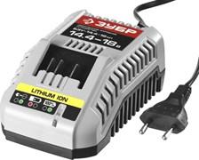 Универсальное быстрозарядное устройство Зубр Мастер Импульс БЗУ-14.4-18 М1