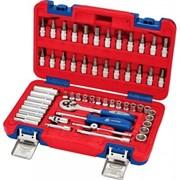 Универсальный набор инструментов МАСТАК, 56 предметов 01-056C