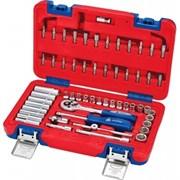 Универсальный набор инструментов МАСТАК, 57 предметов 01-057C