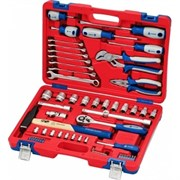 Универсальный набор инструментов МАСТАК, 58 предметов 01-058C