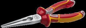 Диэлектрические длинногубцы NWS 205 мм 140-49-VDE-205