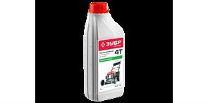 Минеральное масло Зубр для четырехтактных двигателей Стандарт ЗМД-4Т-М