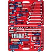 Универсальный набор инструментов МАСТАК, 155 предметов 01-155C