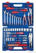 Универсальный набор инструментов МАСТАК, 72 предмета M-072C