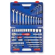 Универсальный набор инструментов МАСТАК, 77 предметов M-077C