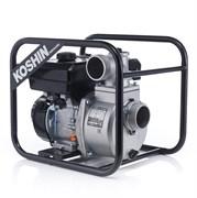 Бензиновая мотопомпа Koshin SEV-80X для слабозагрязненной воды