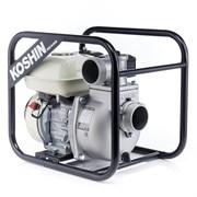 Бензиновая мотопомпа Koshin SEH-100X для слабозагрязненной воды