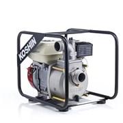 Бензиновая мотопомпа Koshin STH-50X для средне-загрязненной воды