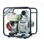 Бензиновая мотопомпа Koshin STH-100X o/s для средне-загрязненной воды