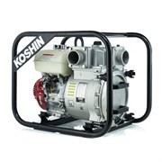 Бензиновая мотопомпа Koshin KTH-80S o/s для сильнозагрязненной воды