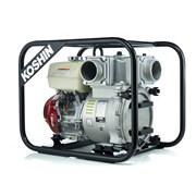 Бензиновая мотопомпа Koshin KTH-100S o/s для сильнозагрязненной воды