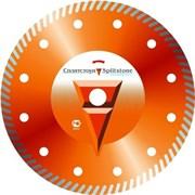 Алмазный диск по кирпичу Сплитстоун Turbo Premium 180x2,6x22,2 мм