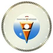 Алмазный диск Сплитстоун Turbo Premium 115x1,2x7x22,2 мм