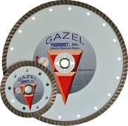 Алмазный диск Сплитстоун GAZEL Turbo MASTER 180x2,4x8x22,2 мм