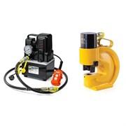 Комплект для перфорации токоведущей шиныШТОК СНГ+ ШП-110/12+ 02208