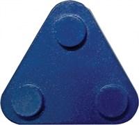 Шлифовальный треугольник Сплитстоун Premium 20х8х3 зерно 50