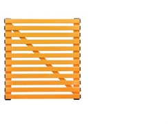 Диэлектрическая подставка ЗЭП ПИ-700х500