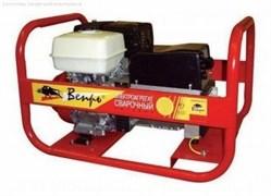 Сварочный бензиновый генератор Вепрь АСПБВ250-8/3-Т400/230 ВХ-БСГ