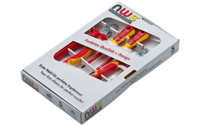Комбинированный набор инструментов VDE 1000В 4 предмета NWS 787