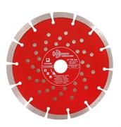 Сегментный алмазный отрезной диск 180x22,23 мм Trio-Diamond GUS724