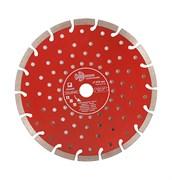 Сегментный алмазный отрезной диск 230x22,23 мм Trio-Diamond GUS726